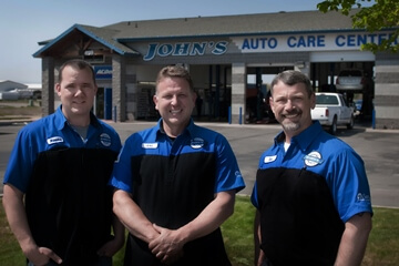 What Sets Us Apart | John's Auto Care